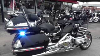 509806 - 2006 Honda Gold Wing GL1800 - Used Motorcycle For Sale