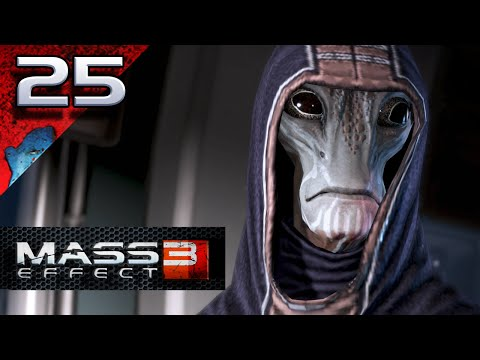 Mr. Odd - Let's Play Mass Effect 3 [BLIND] - Part 25 - The Summit