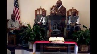 Rev. Dr. Aaron Willford Jr.: John 14:23-Momma's House