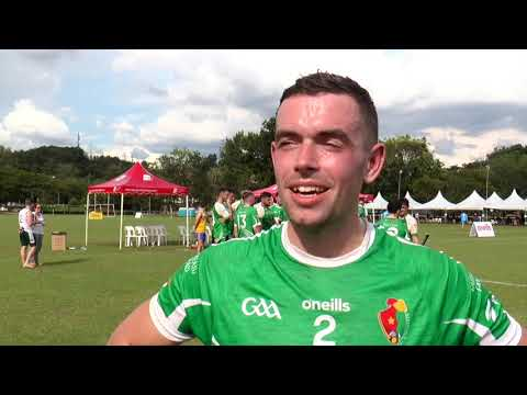 2019 Currency Fair Asian Gaelic Games - Senior Hurling Cup Final champions Saigon Gaels