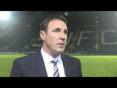 'A DISAPPOINTING RESULT' - MALKY MACKAY POST SHEFFIELD WEDNESDAY