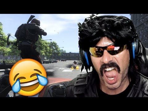Doc Speaks Chinese with Chinese Player and Funny Moments on H1Z1