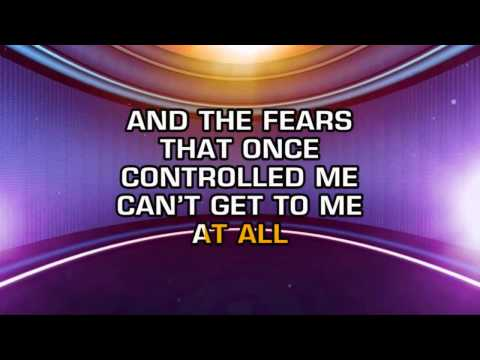 Idina Menzel - Let It Go (Karaoke)