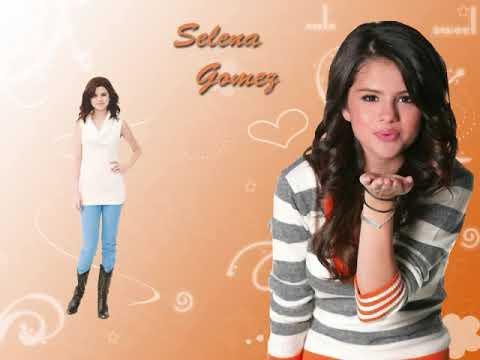 Justin Bieber & Selena Gomez Kissing!