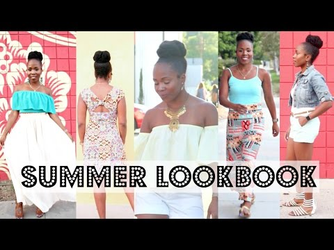 Summer Look Book || Ideas for CUTE & AFFORDABLE Outfits Jewelry & More #1