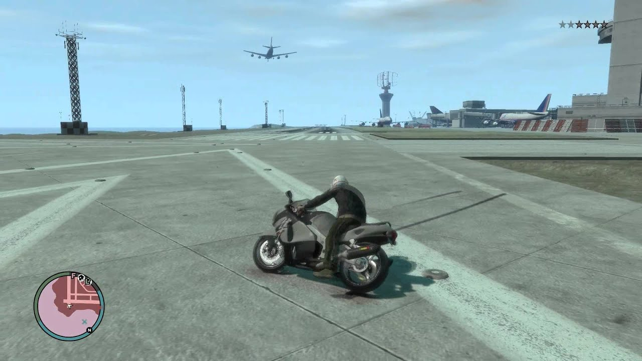 Gta Iv Suzuki Hayabusa Gsxr 1300 Youtube