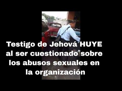 Testigo de Jehová HUYE al ser cuestionado sobre los abusos sexuales dentro de la organización Jw.org