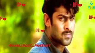 Prabhas & Anushka - Yeh Baarish (New Manip Video) | Pranushka | Darling and Sweety | BaahuSena