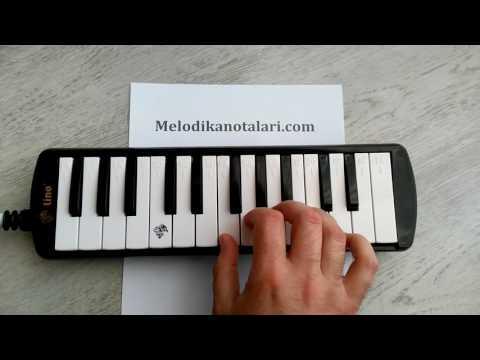 aleyna tilki cevapsız çınlama melodika notalar� MP3...