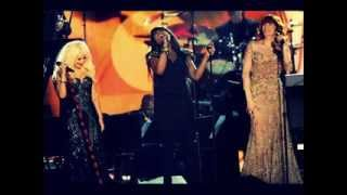 Jennifer Hudson Video - Florence Welch + Jennifer Hudson [ Aretha Franklin - Think / Respect]
