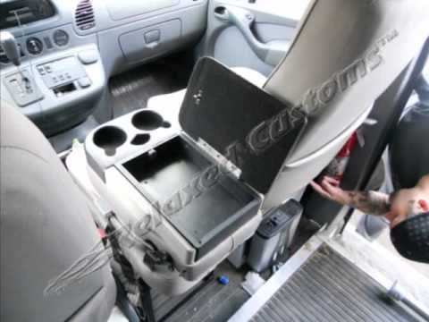 Sprinter Seat Conversion Mpg Youtube
