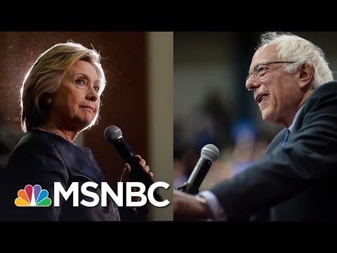 Joe: 'It's Safe To Say It's On' Between Bernie Sanders And Hillary Clinton | Morning Joe | MSNBC
