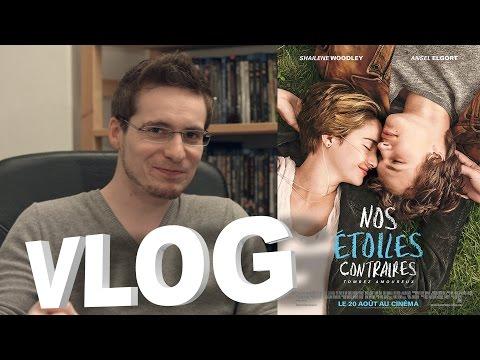 Vlog - Nos Étoiles Contraires