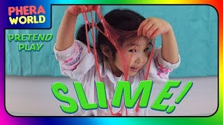 Slime MONSTER In My Stomach! Get It Out! *Pretend Play - Doctor*