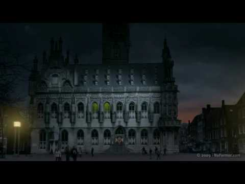 Amazing Projection on Buildings