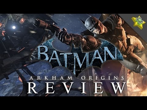 Batman: Arkham Origins REVIEW! Adam Sessler Reviews