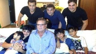 Salman Khan's EXCLUSIVE Family Picture Leaked