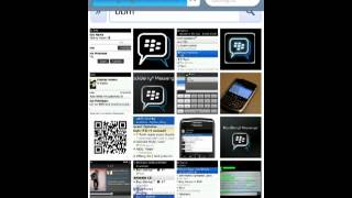 How to get BBM on iphone