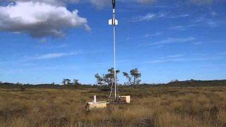 Pulse jet model rocket part 3, first flight!