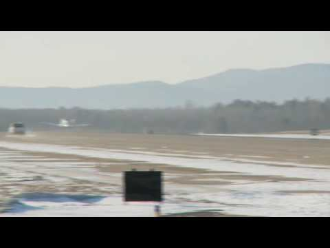 First Flight of the Terrafugia Transition - Camera B