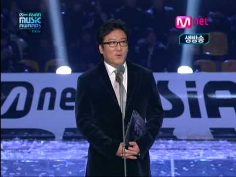 [Vietsub] 091121 MAMA 2009 G-DRAGON - Album of the year