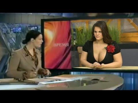 ПИЗДЕЦ на ТВ! мат в прямом эфире)))
