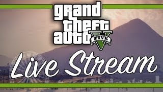 Grand Theft Auto V: Official Gameplay Walkthrough *LIVE* Exploring And Adventuring The Map Of GTA 5