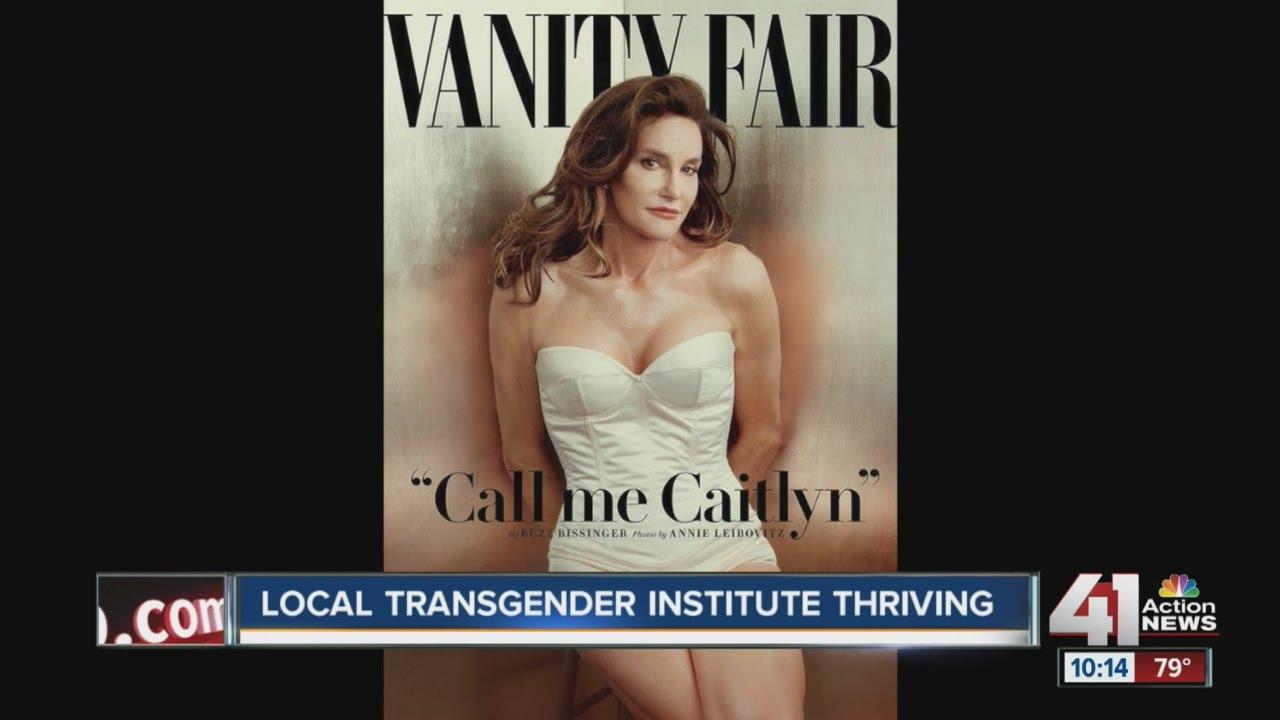 Caitlyn Jenner Jenner making a big impact on Kansas City's transgender community