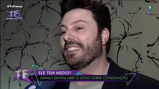 """""""Defendo a liberdade incondicional para comediante falar o que quiser"""", diz Danilo Gentili"""
