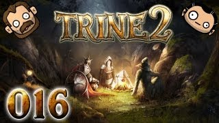 Let's Play Together Trine 2 #016 - Madeye in der Kugel-Falle [720p] [deutsch]