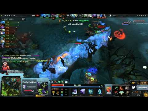 SNA vs Union Gaming Game 1   Dota 2 Champions League @DotaCapitalist & @NahazDota