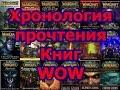 Хронология прочтения книг вселенной Warcraft mp3