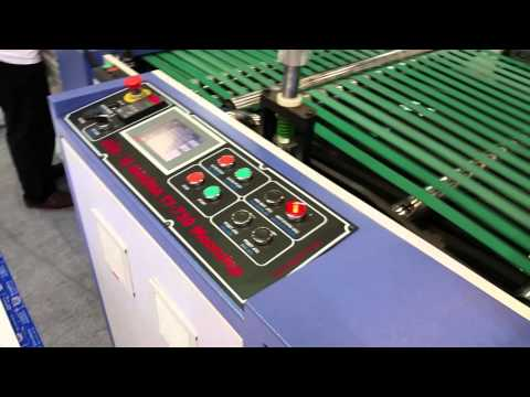 TY-750 MT Side Weld Machine up to 300 cycles/minute