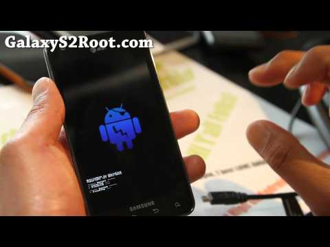 How to Unroot to ICS Using Mobile ODIN on AT&T Galaxy S2 SGH-i777!