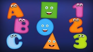 ABC Song   Numbers Song   Colors Song   Shapes Song