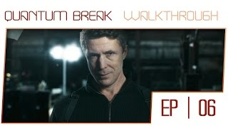 Quantum Break Show - Episode 1 [100% Collectibles Walkthrough]