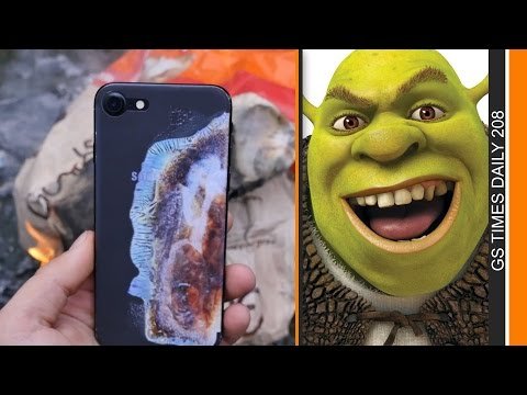 GS Times [DAILY]. «Шрек 5», Galaxy Note 7, «Синдбад»