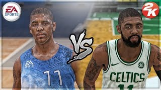 5 Things Nba Live 18 Does BETTER than Nba 2k18!!