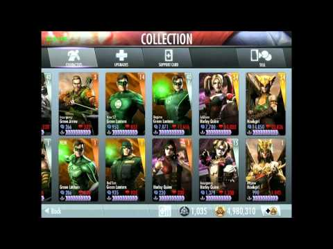 Injustice iOS - New Challenges Review!