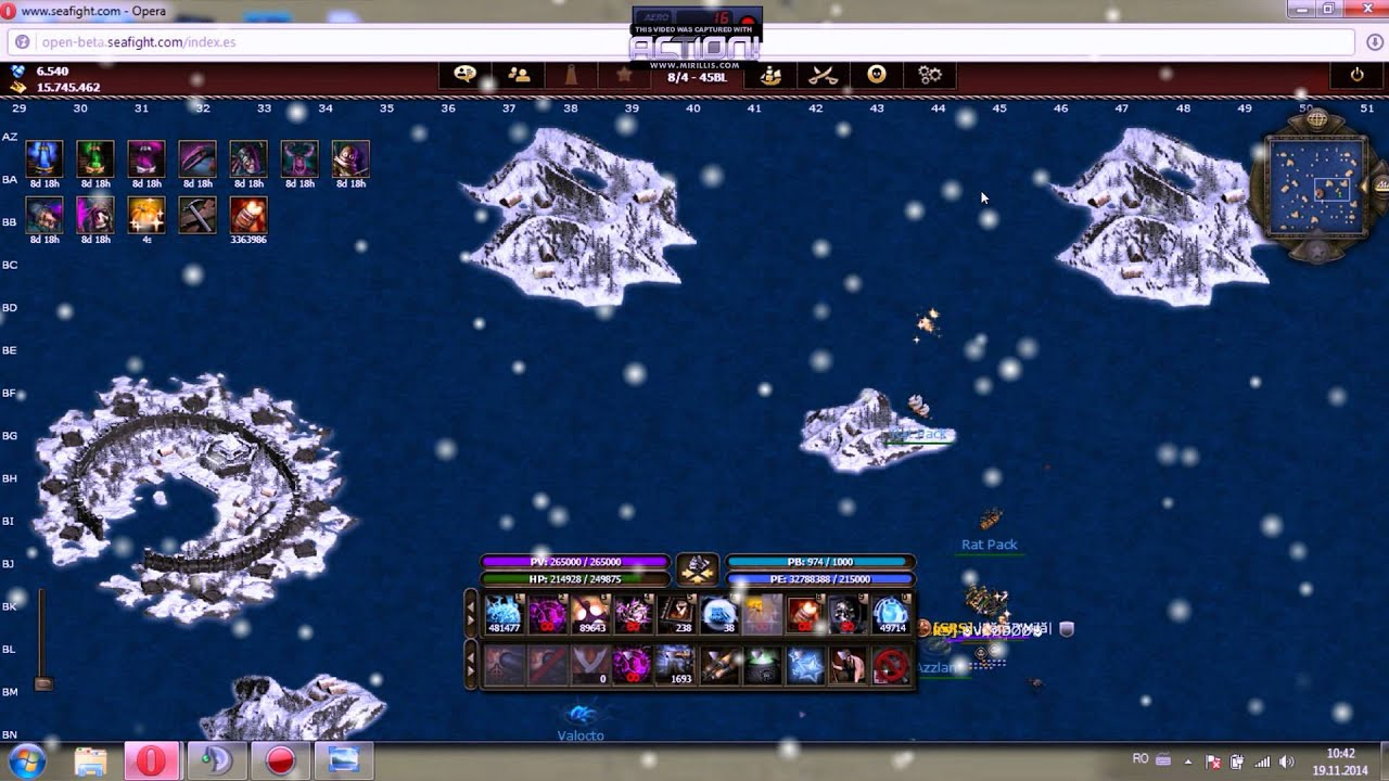 open beta seafight