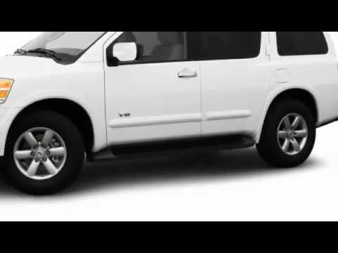2008 Nissan Armada Video