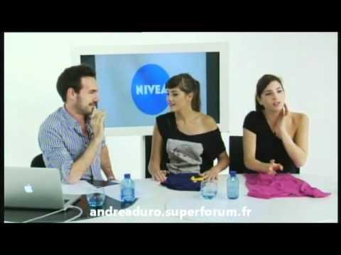 Andrea Duro y Lucia Ramos - Videoencuentro (1/3)