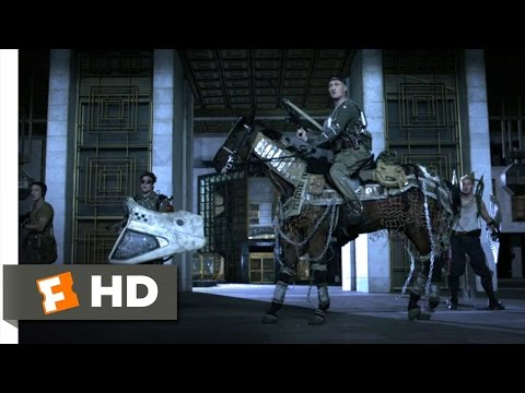 The Darkest Hour (6/10) Movie CLIP - Welcome to Russia, Sucka (2011) HD