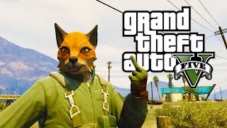 GTA V - Random Moments 6 (Trevor Music Video, Crazy Glitches!)