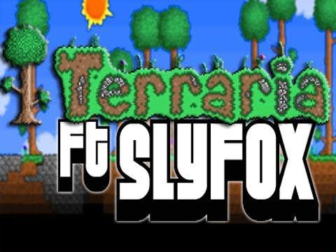 Terraria Multiplayer Ep.5 Ft SlyFox and Pbat