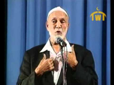 Islam's Answer To The Pope's Pious Pronouncement - Sheikh Ahmed Deedat video