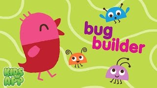 Sago Mini Bug Builder (Sago Sago) - Best App For Kids