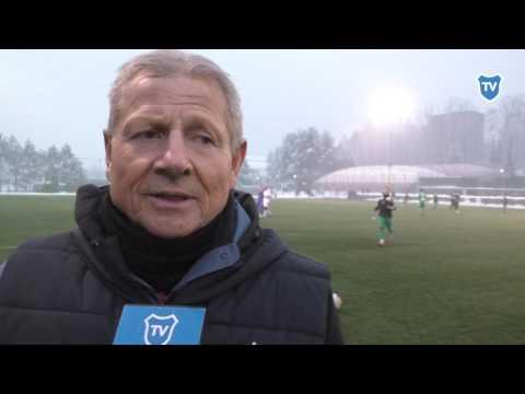 Rozhovor s Vlastimilem Petrželou po přípravě s Popradem (8:0).
