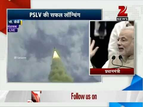 PSLV-C23 launch: PM Modi congratulates scientists