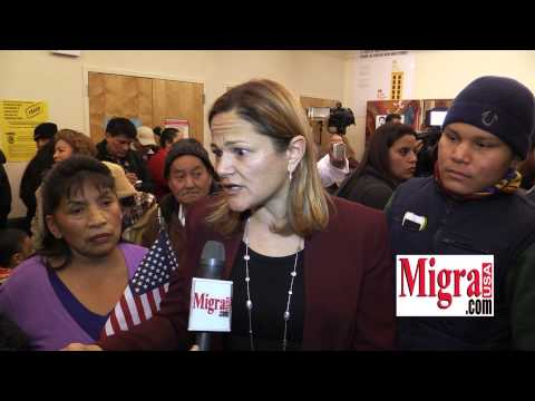 Gobernantes locales advierten sobre fraude migratorio